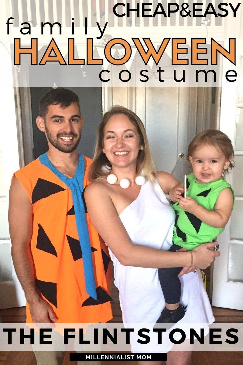 Cheap & Easy Family Halloween Costumes: The Flintstones #pebblescostume Cheap & Easy Family Halloween Costumes: The Flintstones · #pebblescostume Cheap & Easy Family Halloween Costumes: The Flintstones #pebblescostume Cheap & Easy Family Halloween Costumes: The Flintstones · #pebblescostume