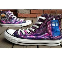 b331216007d3 Doctor Who Converse Galaxy High-top Converse