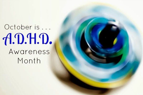 Image result for adhd month