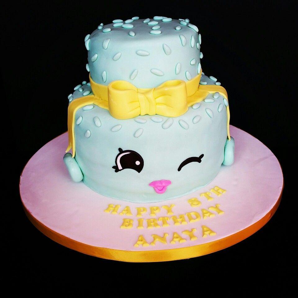 Sprinkle Lee Shopkins Birthday Cake …