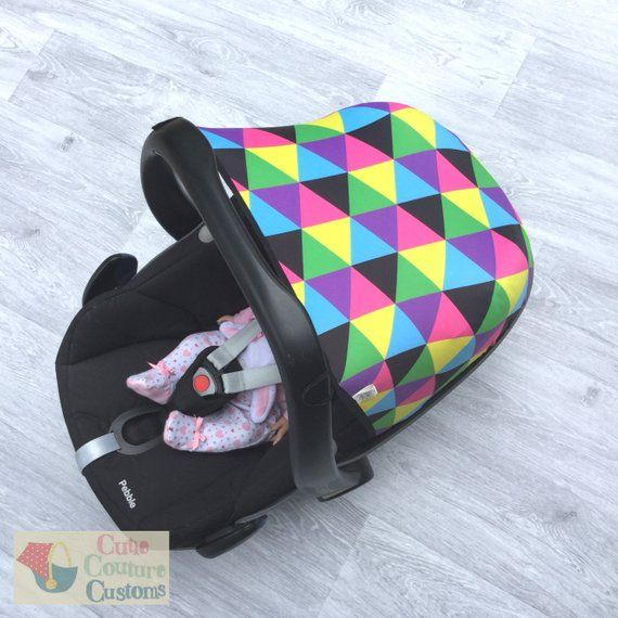 Handmade Sunshade Maxi Cosi Pebble Hood Replacement
