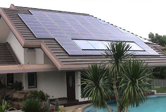 Bangkok Bio Solar House Solar Panels Solar House Solar
