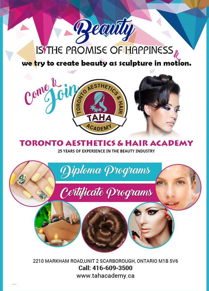Looking for the best beauty school in Toronto? Your dream