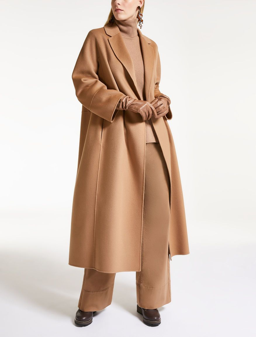 dc7808d7 Wool coat, camel -