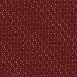 Capital Singapore Red Romanshades Diamond Pattern Roman