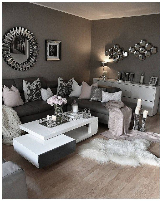 22 Inspirational Ideas Of Small Living Room Design: 61 Inspiring Apartment Living Room Decorating Ideas 29 In