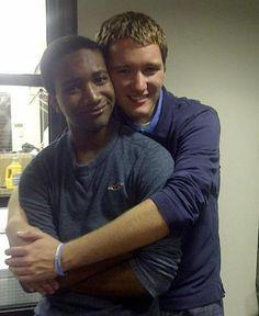 Gay interracial relationship