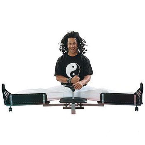 Leg Stretcher Machine Oh Well This Looks Like Torture Martial Arts