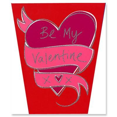 you can send this cute valentine's card and support charity, Ideas