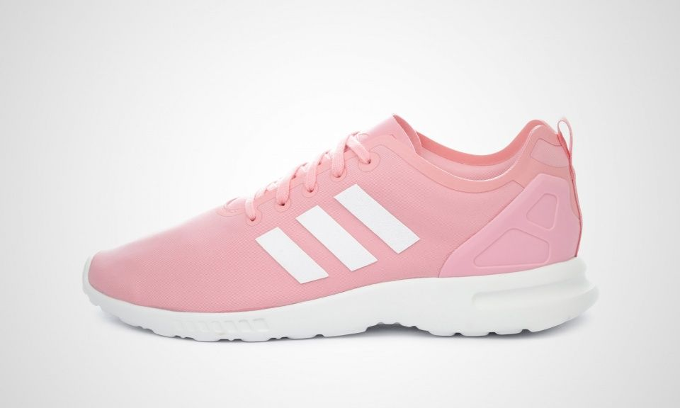 adidas zx flux smooth rosa