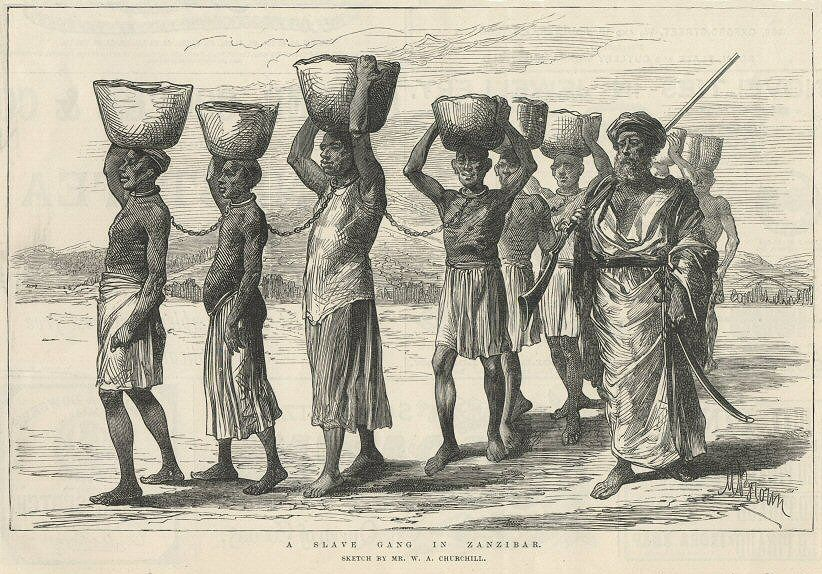 Рабство  традиция