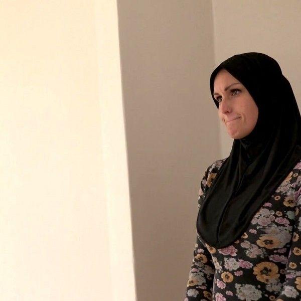 Sexy Barbara Bieber  Czech Muslim-5557