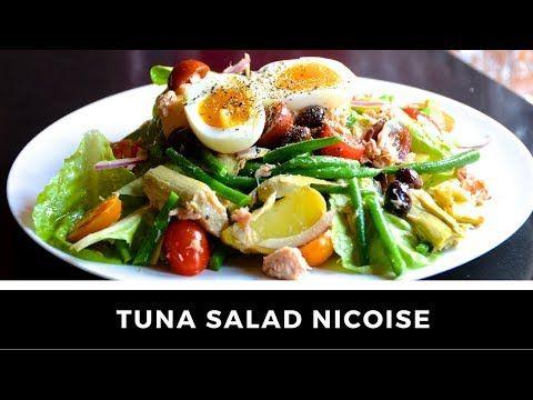 Tuna Salad Nicoise Recipe Nicoise Salad Recipe Nicoise Salad
