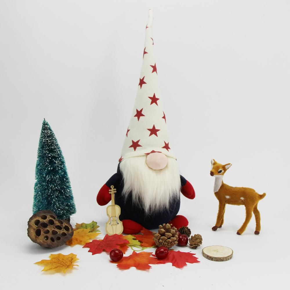 Cute gnomes for decorating a Christmas tree or decor 94