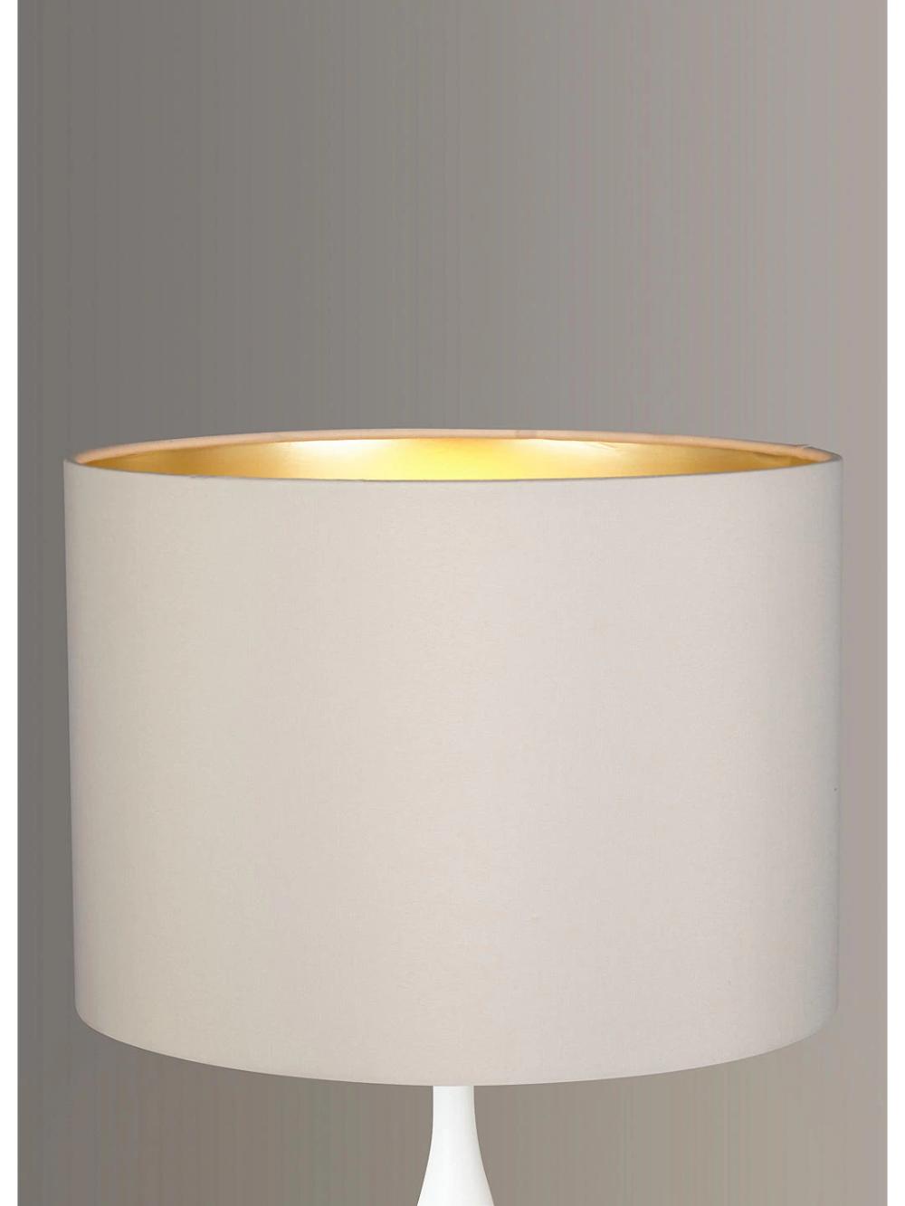 John Lewis Partners Cassie Lampshade Cream Champagne Lamp Shades Ceiling Lamp Shades Ceiling Lamp