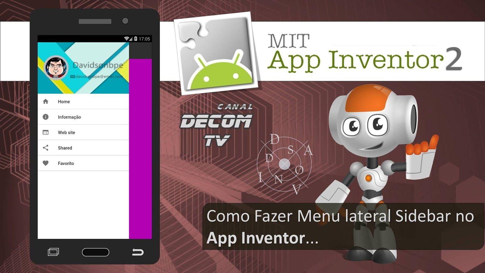 ESP8266 Controlled with Android App (MIT App Inventor