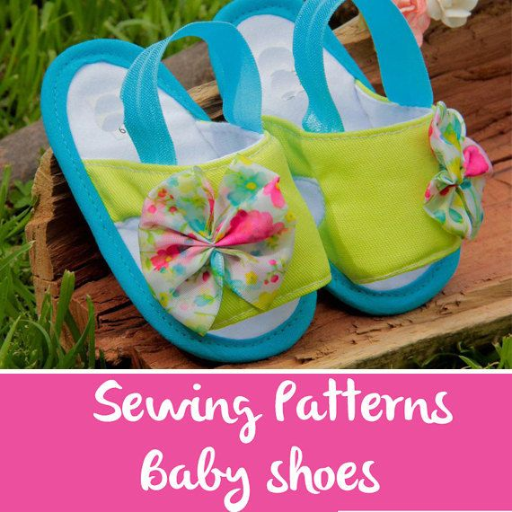 baby sandals pattern 25 / kids shoes summer / sandal shoes for girls ...