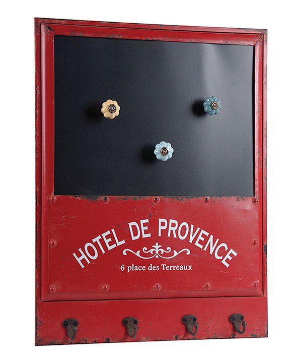 Hotel De Provence Wall Blackboard