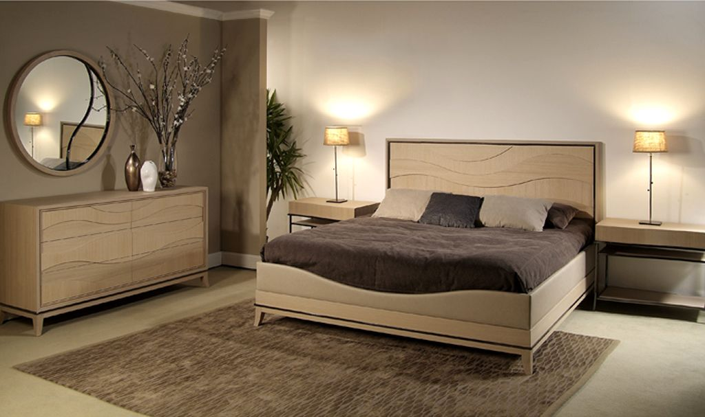 Contemporary furniture. Modern Wooden Bedroom Furniture photo   design bed   Pinterest