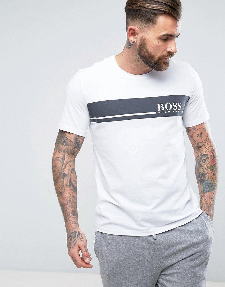 Hugo BOSS men/'s t shirt gray slim fit short sleeve basic tee size S M L XL XXL
