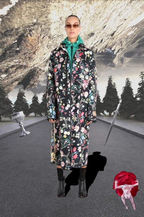 Boramy Viguier Spring 2021 Ready-to-Wear Collectio
