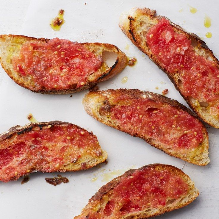 the three ingredient spanish snack that s better than tomato toast