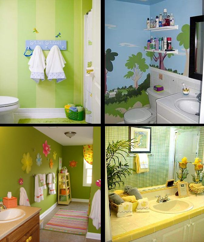 Kids Guest Bathroom Ideas Kids Bathroom Ideas Photo Gallery Children S Bathroom Shower Curtains Tee Bathroom Kids Kid Bathroom Decor Kids Bathroom Colors
