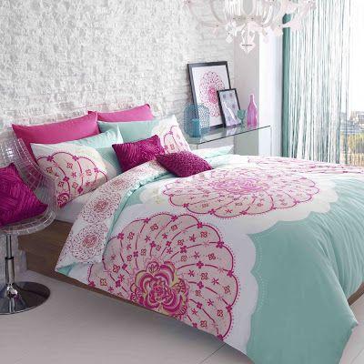 Dormitorios De Color Fucsia Para Chicas Decoracion De