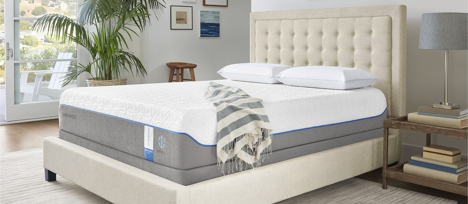 Tempur Cloud Supreme Breeze From Tempur Pedic Mattress Sets