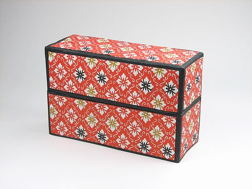 Japanese Papercraft Box How To Maybe The Lovely Heather Would