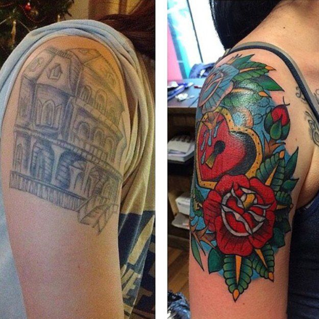 Here's some serious proof that you should think before you ink.