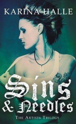 Sins And Needles By Karina Halle Romance Audiobooks Favorite Authors Books