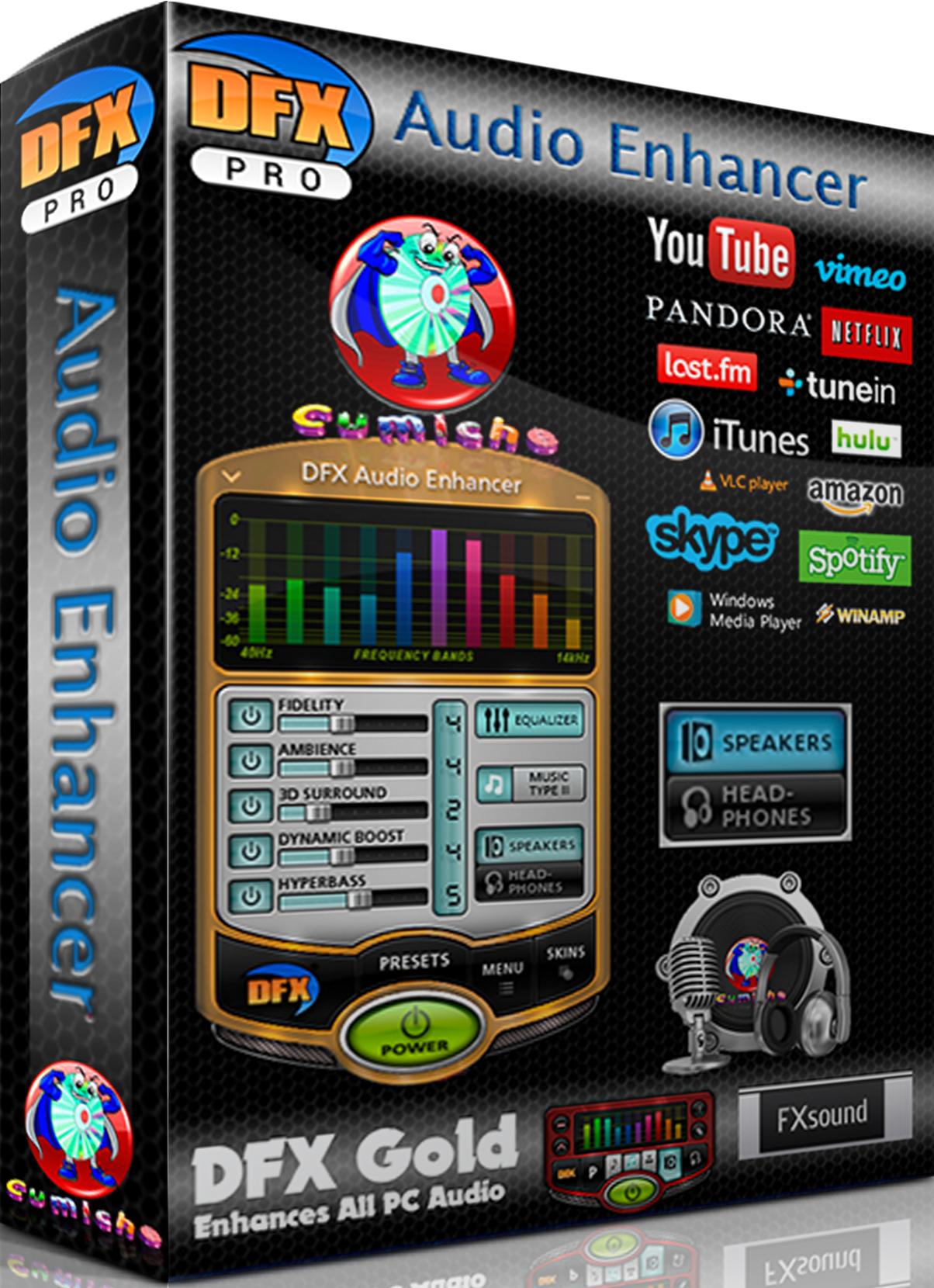 fxsound enhancer alternative