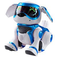 Teksta The New Interactive Robotic Puppy Dog Relaunches Toy