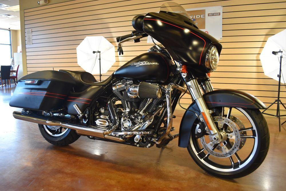 eBay: 2014 Harley-Davidson Touring 2014 Harley Davidson Street Glide ...
