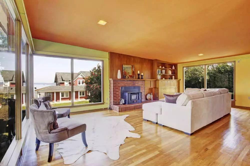 30 Multi-Colored Living Room Ideas (Photos) | Sleek ...