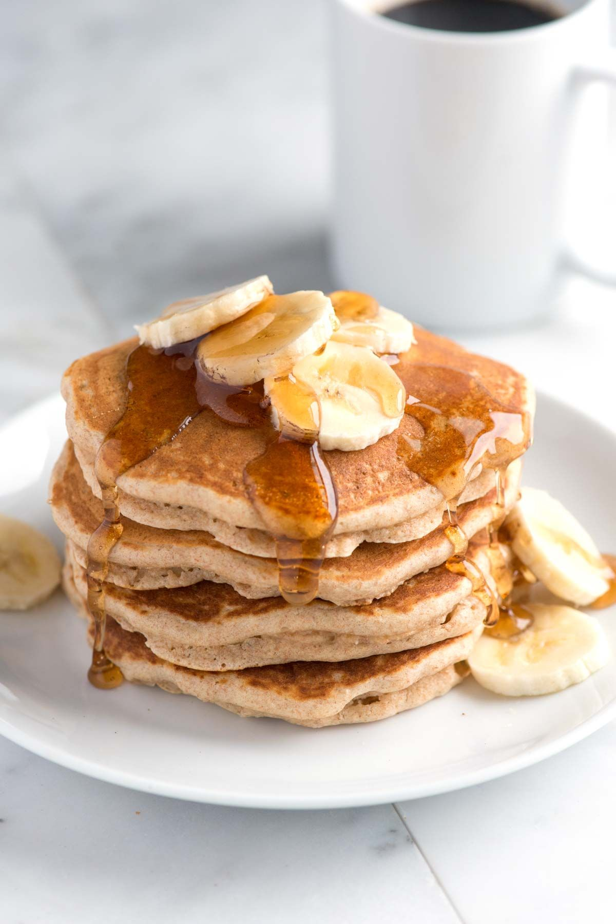 Easy delicious whole wheat pancakes recipe yummy pinterest easy delicious whole wheat pancakes recipe yummy pinterest pancakes almond milk and almonds ccuart Gallery