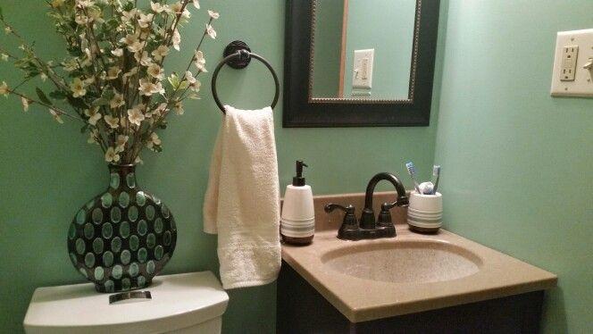 My small bathroom remodel.