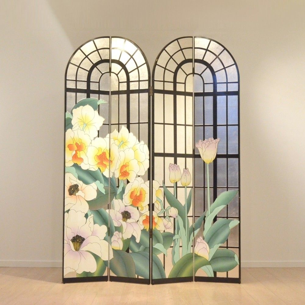 Room divider from the sixties by unknown designer for unknown