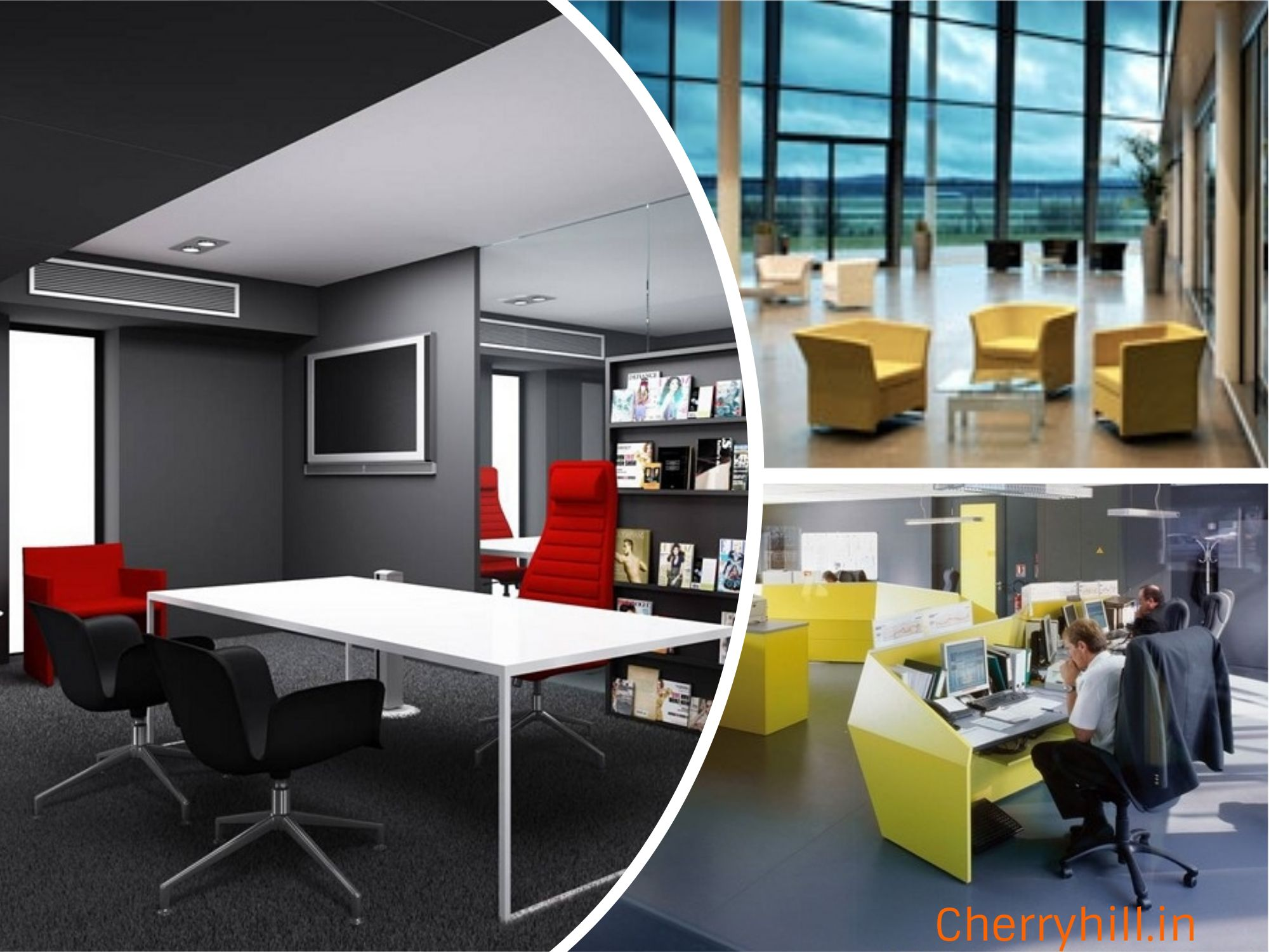Cherry Hills Offers Top Corporate Office Interior Designer In Bangalore  Which Design And Create A Better