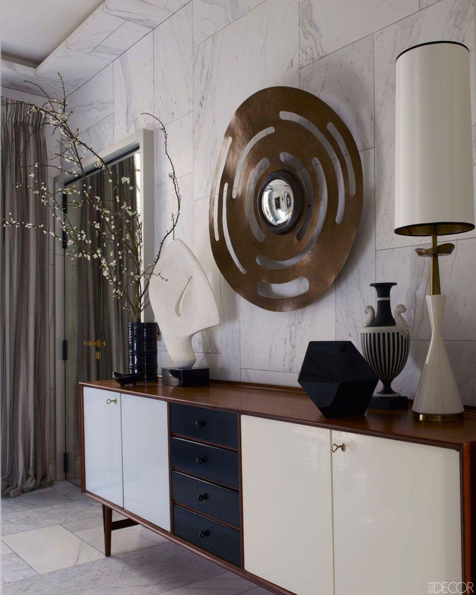 Jean-Louis Deniot Design - Modern Apartment Decor Ideas - ELLE DECOR