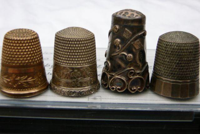 Antiques Collectibles Thimbles Thimbles Collectible Thimble Vintage Sewing Machines