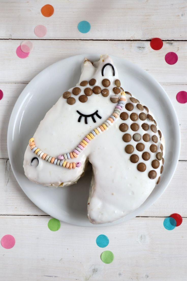 Pferdegeburtstag: Ideen und Pferdekuchen-Rezept - Lavendelblog