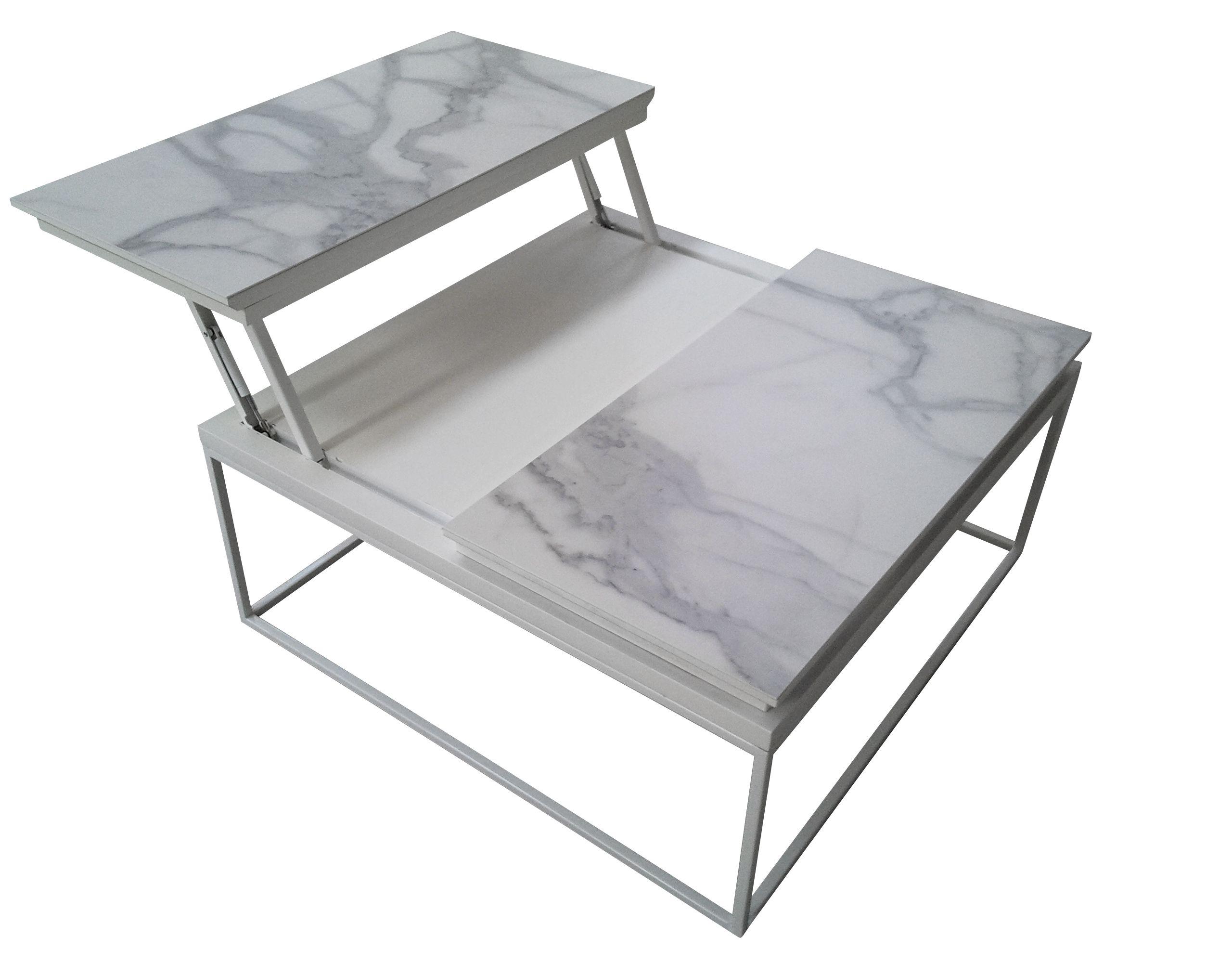 Table Basse Fusion En Exclusivit Dans Vos Magasins Monsieur  # Monsieur Meuble Table Tv