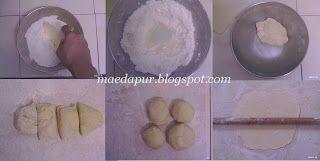 tortilla. Mae's Little Kitchen