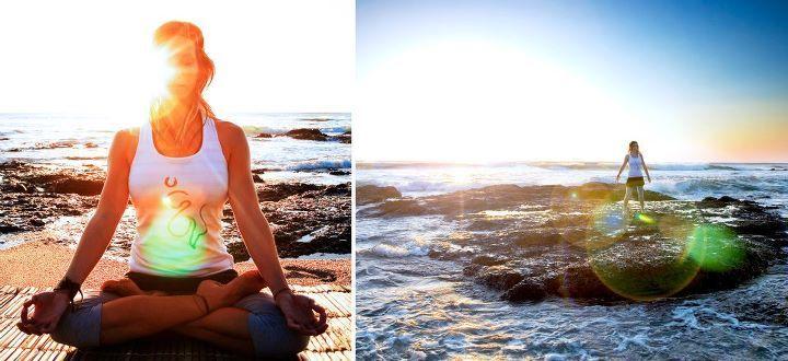 Feeling grounded and uplifted #Zen #Yoga #Meditation #YourZenYoga #Ocean #CostaRica #TaraLeighPhotography