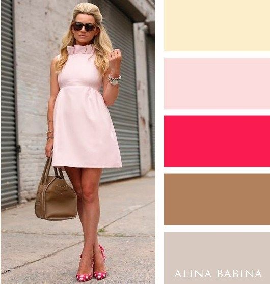 Gorgeous Color Combinations For Clothes
