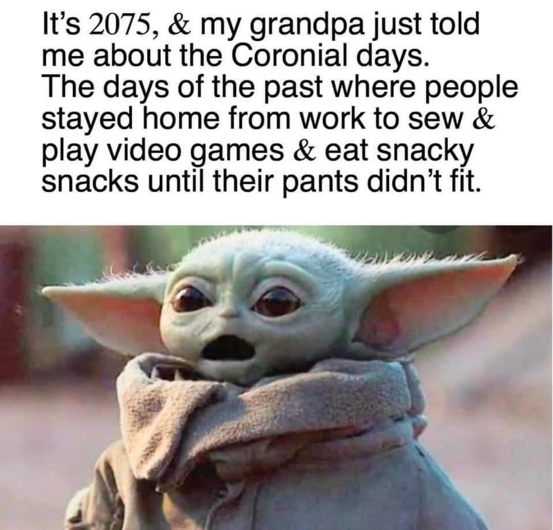 Baby Yoda Yoda Funny Yoda Meme Disney Quotes Funny