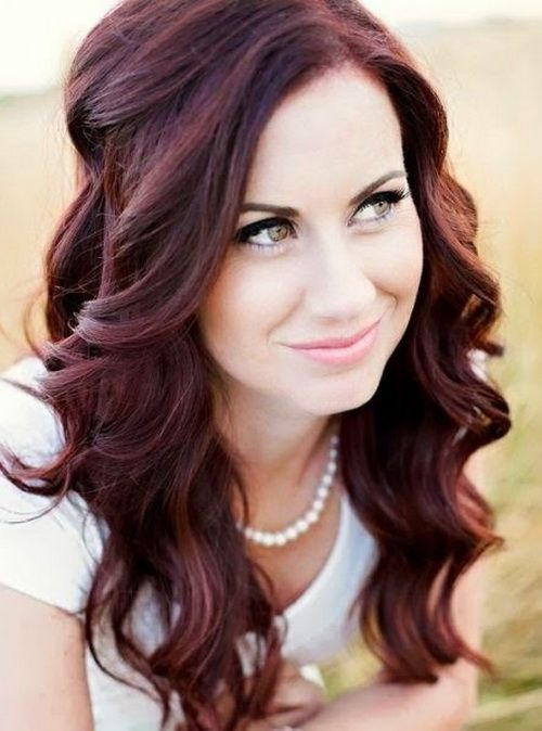 Hair Color For Olive Skin 2014 Hair Make Up Pinterest