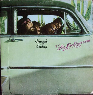 Pictures Of Cheech And Chong With Dog Car